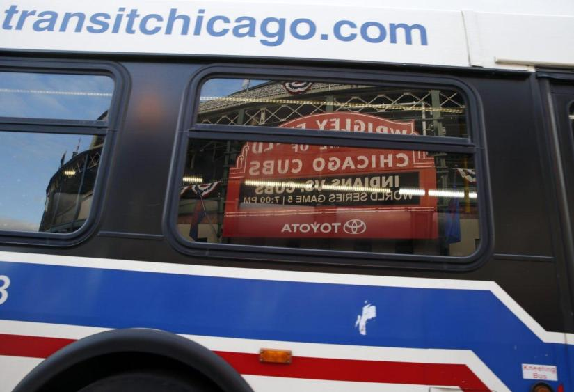 Man Partially Disemboweled on Public Bus