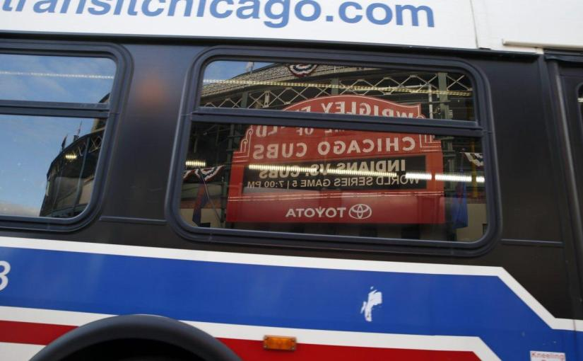 Man Partially Disemboweled on PublicBus