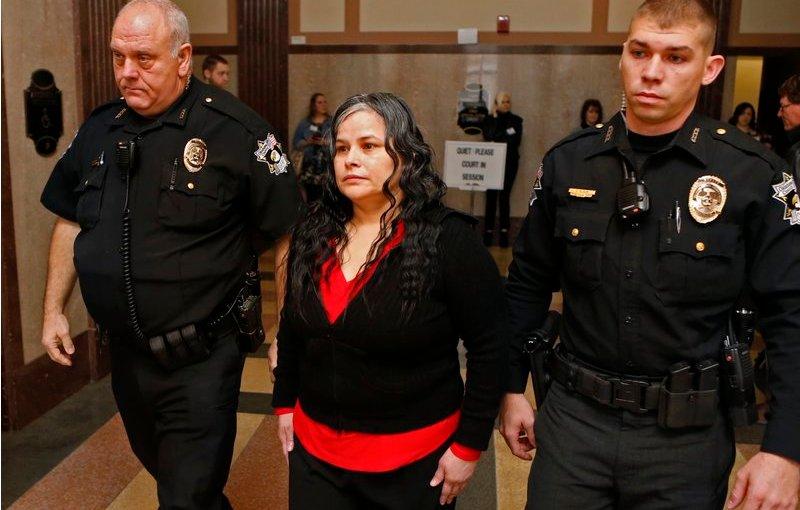 Woman Kills Daughter WithCrucifix
