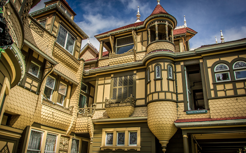 The Real Winchester Mystery House