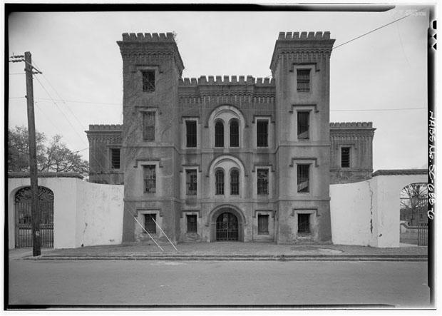 Charleston Jail