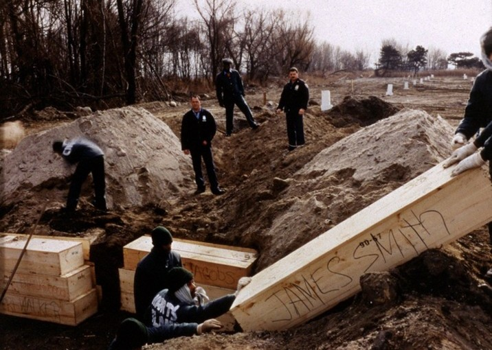 Hart Island: New York City's Island of theDead