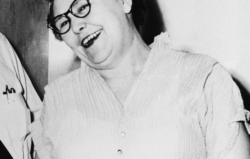 History's Most Terrifying Female Serial Killers, Part IV: Nannie Doss