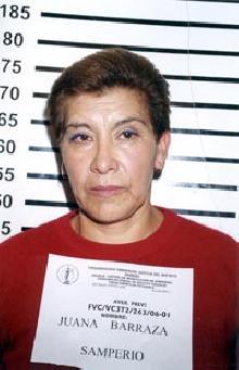 History's Most Terrifying Female Serial Killers, Part VI: JuanaBarraza