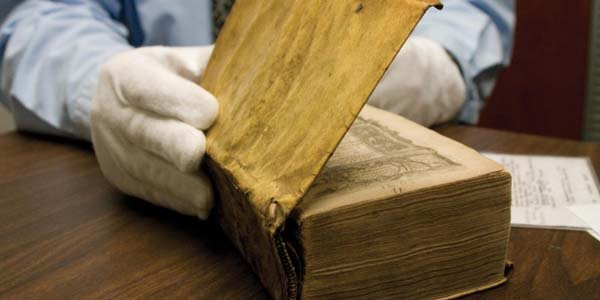 Harvard is Home to Book Bound in Human Flesh