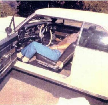 The Body of Steven Parent, photo courtesy of ghost2ghost.org